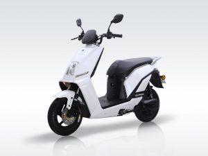 Lifan LF 1200 e3 električni skuter beli